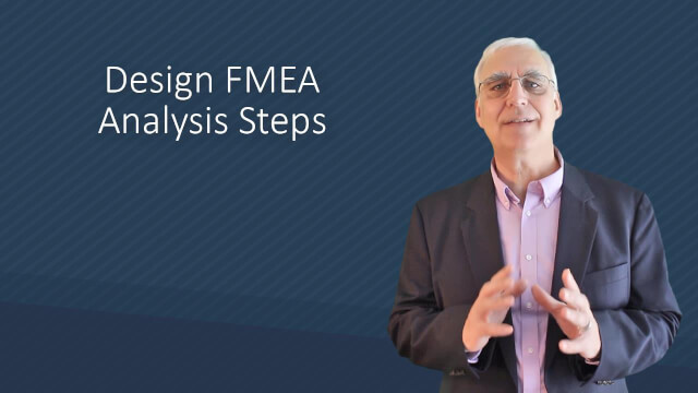 Design FMEA Analysis